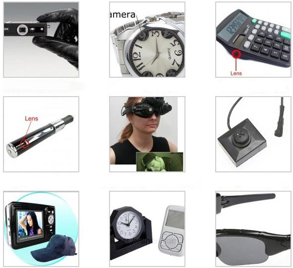 Feature 10 cool spy gadgets for Cool diy gadgets