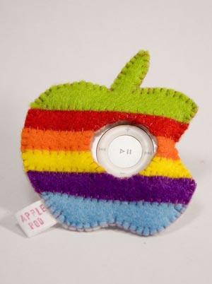 Applepod shuffle case