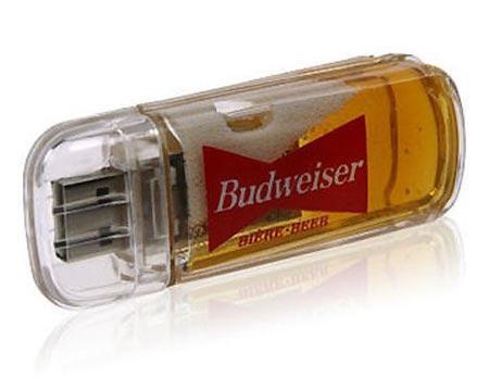 beer flash drive