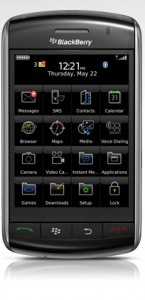 Blackberry Storm Gets Official