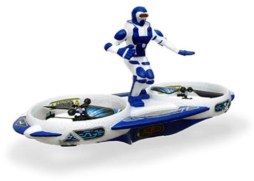 Toys Geek Gadgets : Geek toys the cyber surfer r c spaceboard