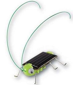 DIY Solar Grasshopper Kit