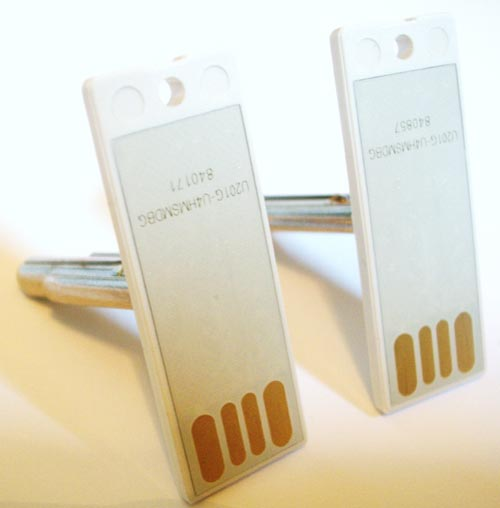 flash drive cufflinks