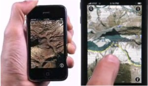 Google Earth iPhone App