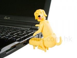 USB Gadgets – The Humping Dog USB Flash Drive