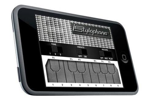 istylophone iPhone App