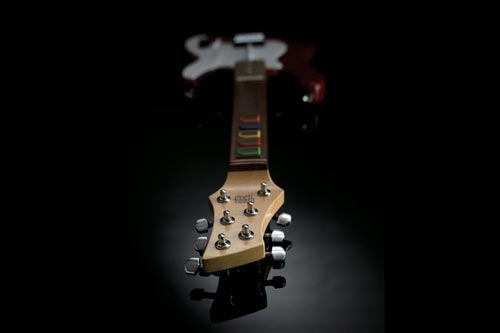 logitech guitar hero controller
