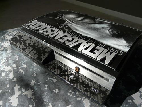 metal gear solid 4 PS3 Mod