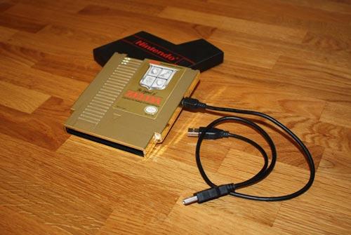 NES Box Zelda