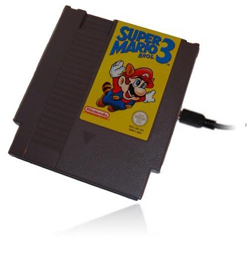NES Box Mario 3