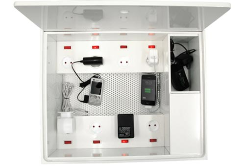 powerwise gadget charging station