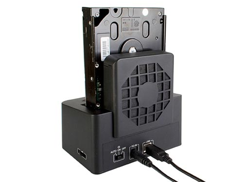 SATA HDD Dock