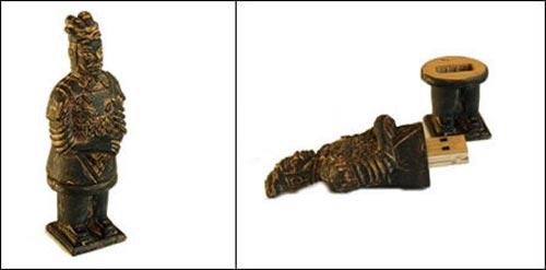 terracotta warrior usb drive