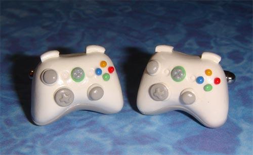 xbox 360 controller cufflinks
