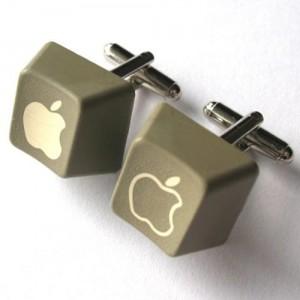 Feature: Rare Apple Keyboard Cufflinks