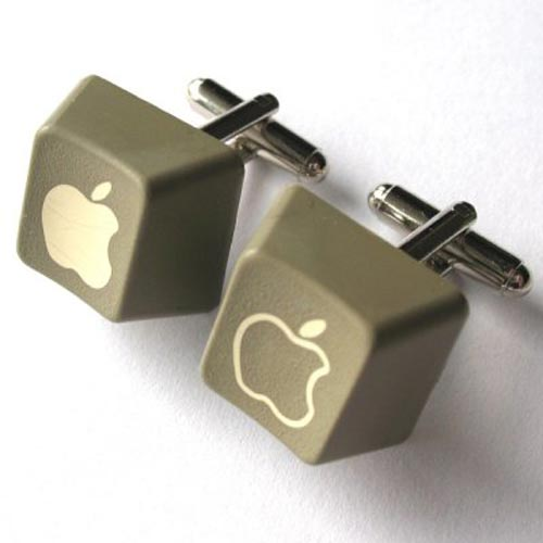 Apple III Cufflinks