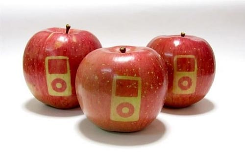 Apple Logo Apples