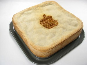 Fun Stuff – The Apple Logo – Apple Pie