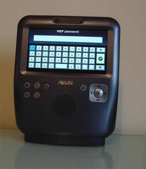 Asus AiGuru SV1 Skype