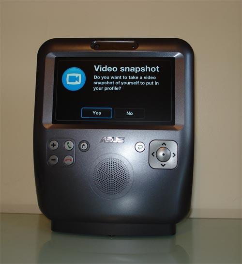 Asus AiGuru SV1 Skype Videophone