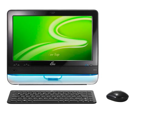 Asus Eee Top Launched