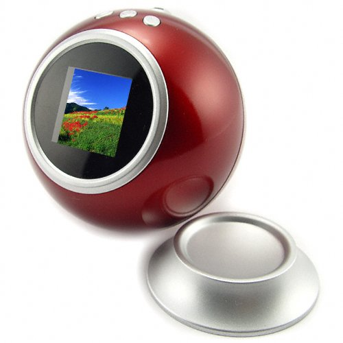 Christmas Ball Digital Photo Frame