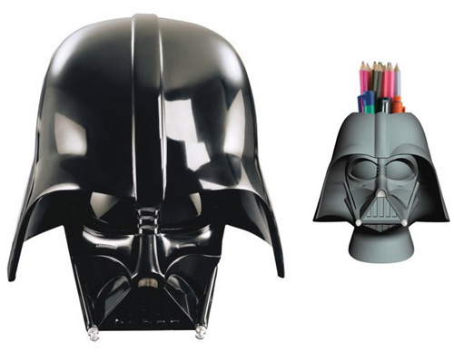 darth vader desk tidy