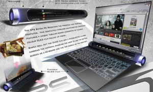 Cool Concepts – The Dell XPS Baton PC