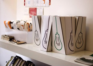 Design – The Recyclable Light Bulb – d:light