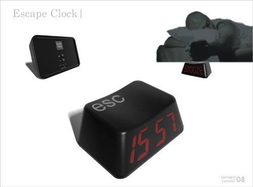The Escape Clock