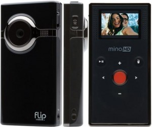 The World's smallest HD Camcorder – The Flip MinoHD
