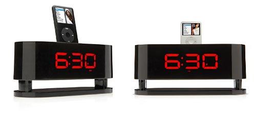 GrooveNeo iPod Alarm Clock