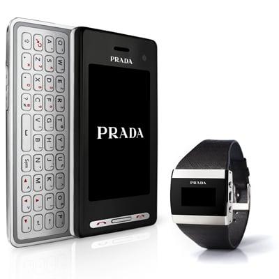 lg prada II watch