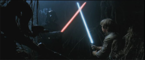 luke lightsaber