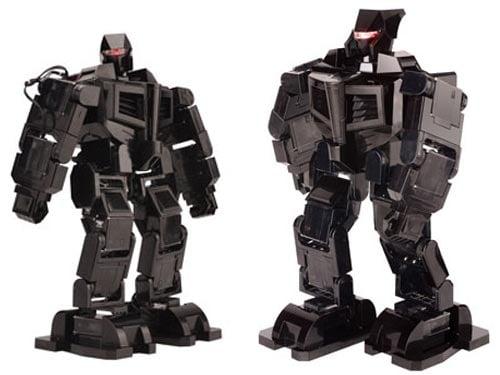 Toys Geek Gadgets : Geek toys the mechrc humanoid robot