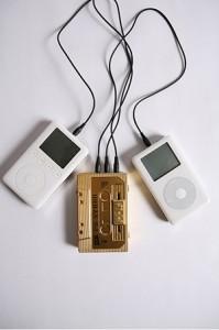 Mix Tape Portable DJ Mixer