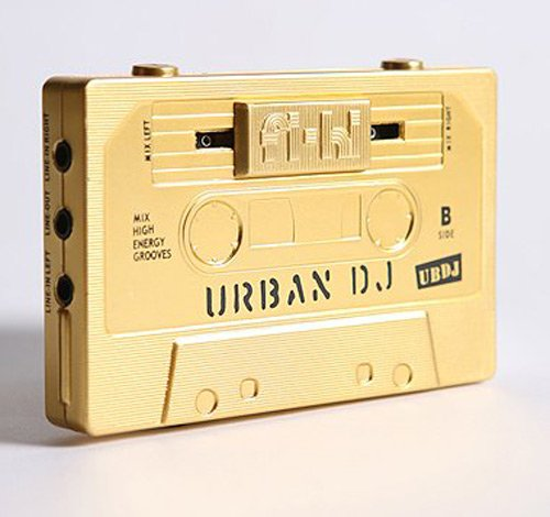 Mix Tape Portable DJ Mixer