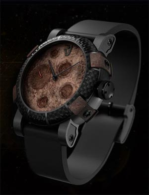 Moon Dust Watch