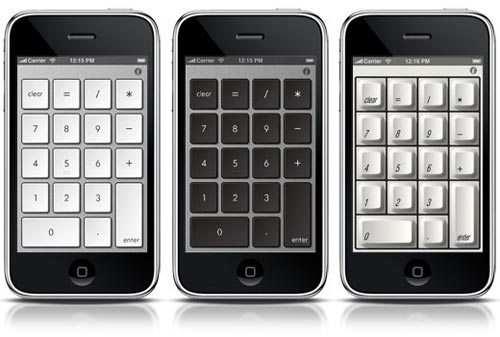 NumberKey iPhone
