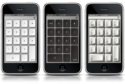 NumberKey iPhone