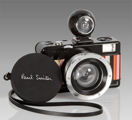 paul smith fisheye no2 camera