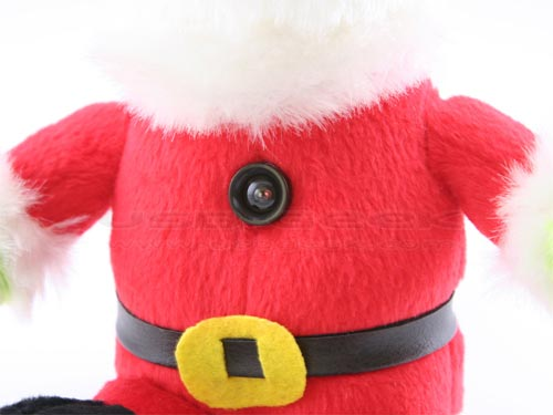 Christmas Gadgets - The Santa Webcam