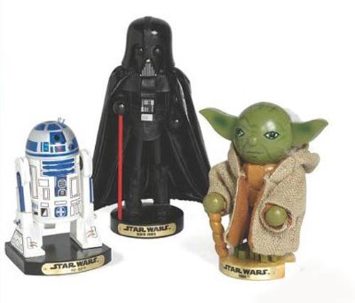Star Wars Nutcracker Set
