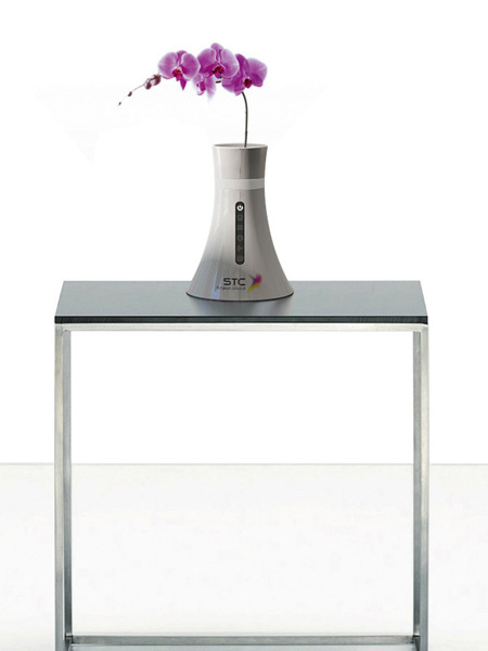 STC Wireless Router Vase