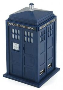 Doctor Who Tardis 4 Port USB Hub