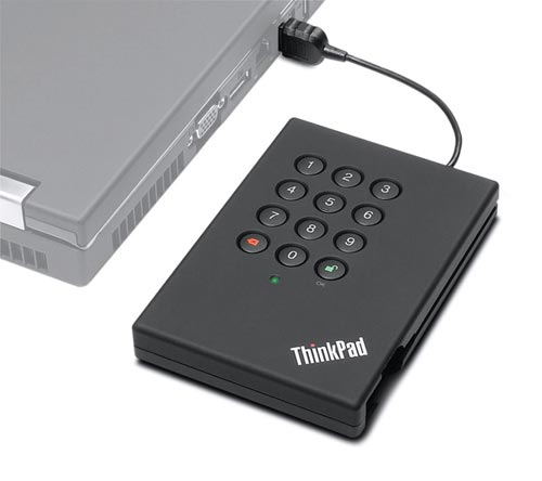 thinkpad secure hdd