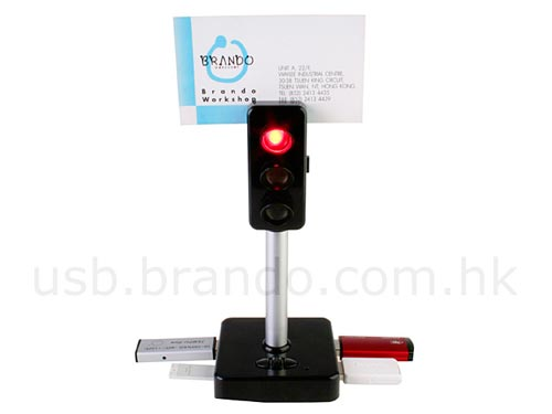traffic light USB hub