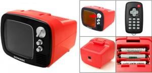 Fun Gadgets – The TV Alarm Clock