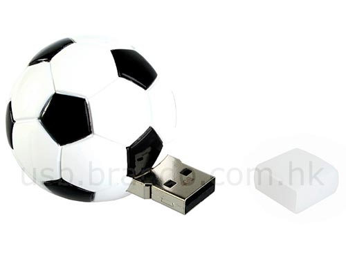 USb i-disk football