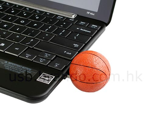 usb i-disk basketball